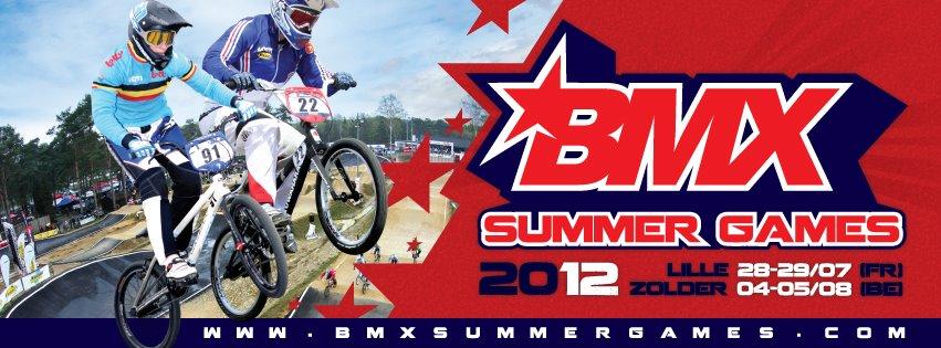 Programma Summer Games | Zolder 2012