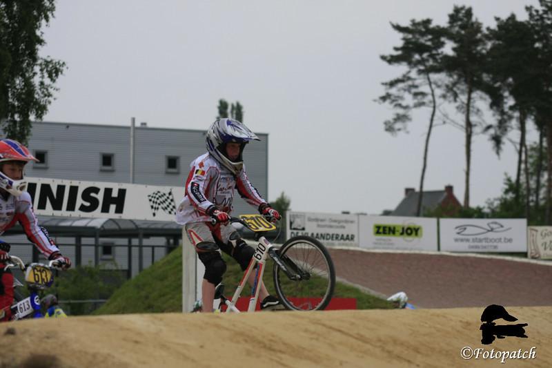Jeugdopleidingen BMX en mountainbike bij BMX2000 in Dessel in januari en februari