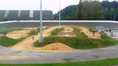 Mooie opkomst in Wilrijk voor de 1ste wedstrijd van het BMX seizoen