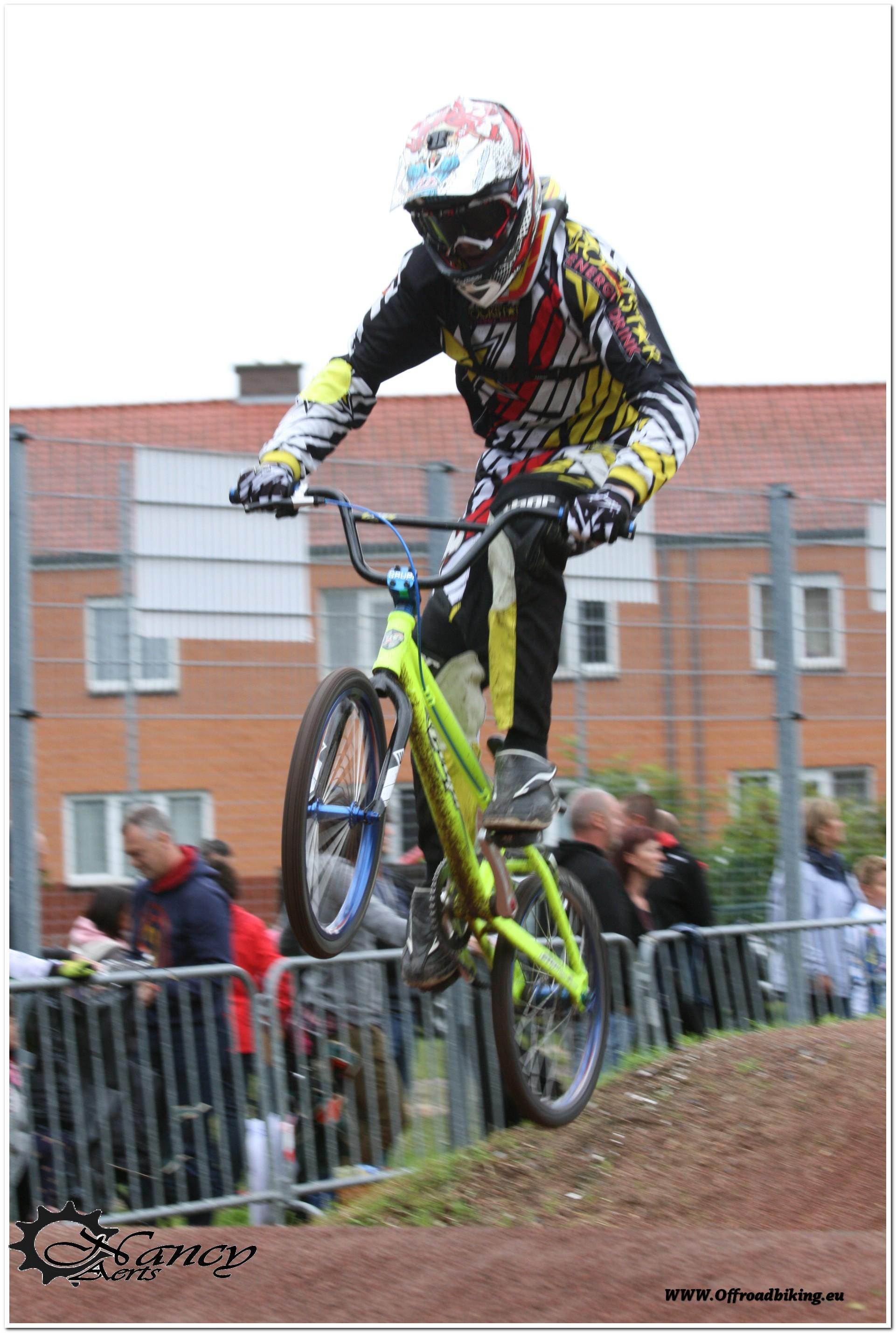 BMX Clinic op 22 juli in Gent