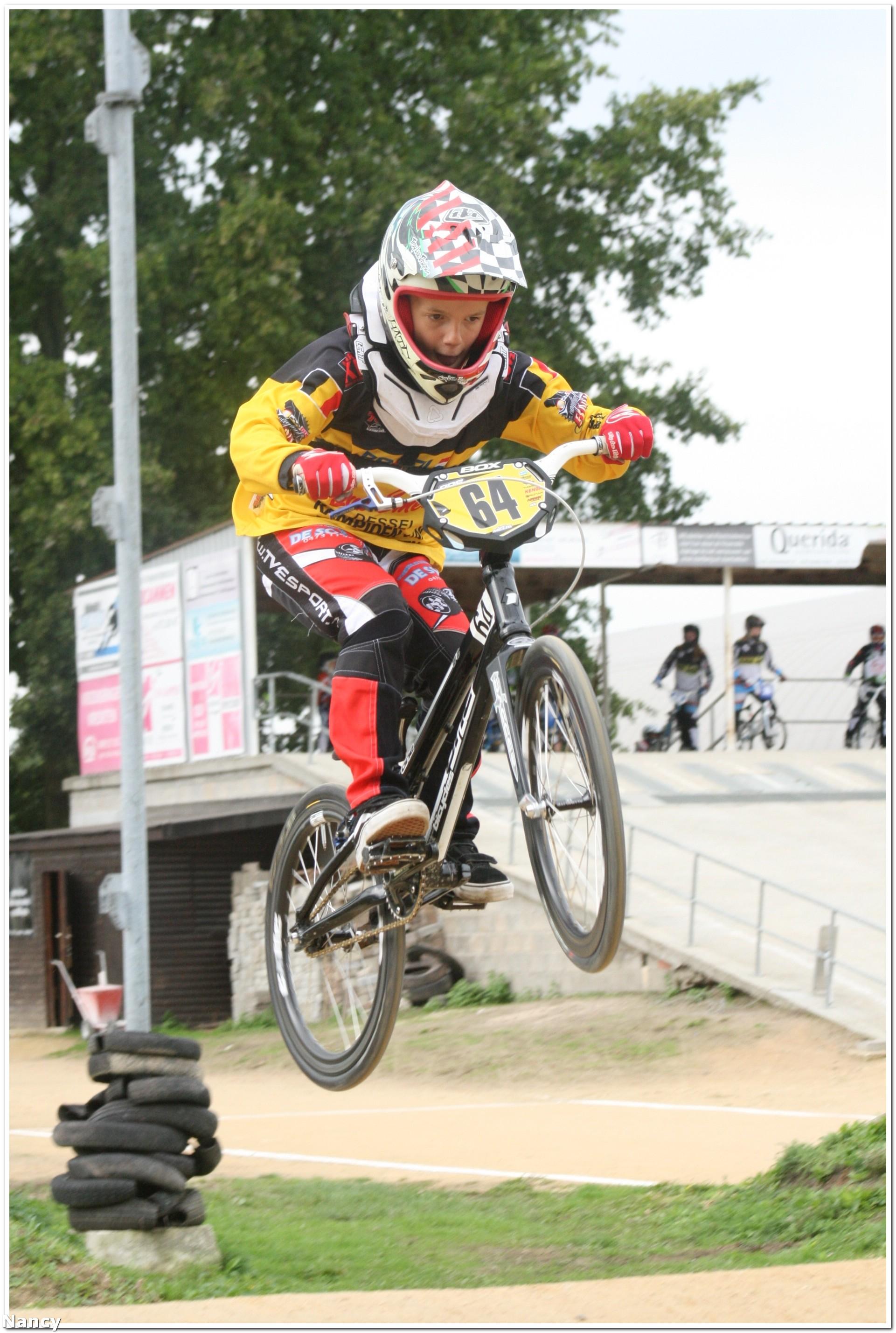 Kampioenen van Vlaams-Brabant BMX