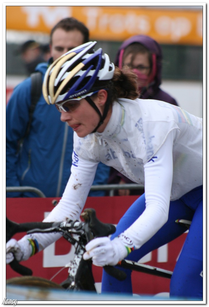 Marianne Vos in topvorm voor Rio