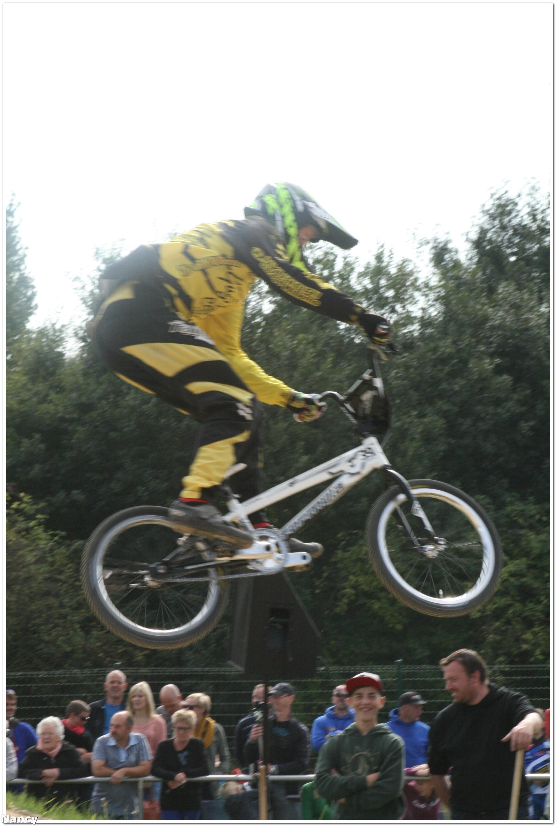BMX kalender 2013 voor Nederland