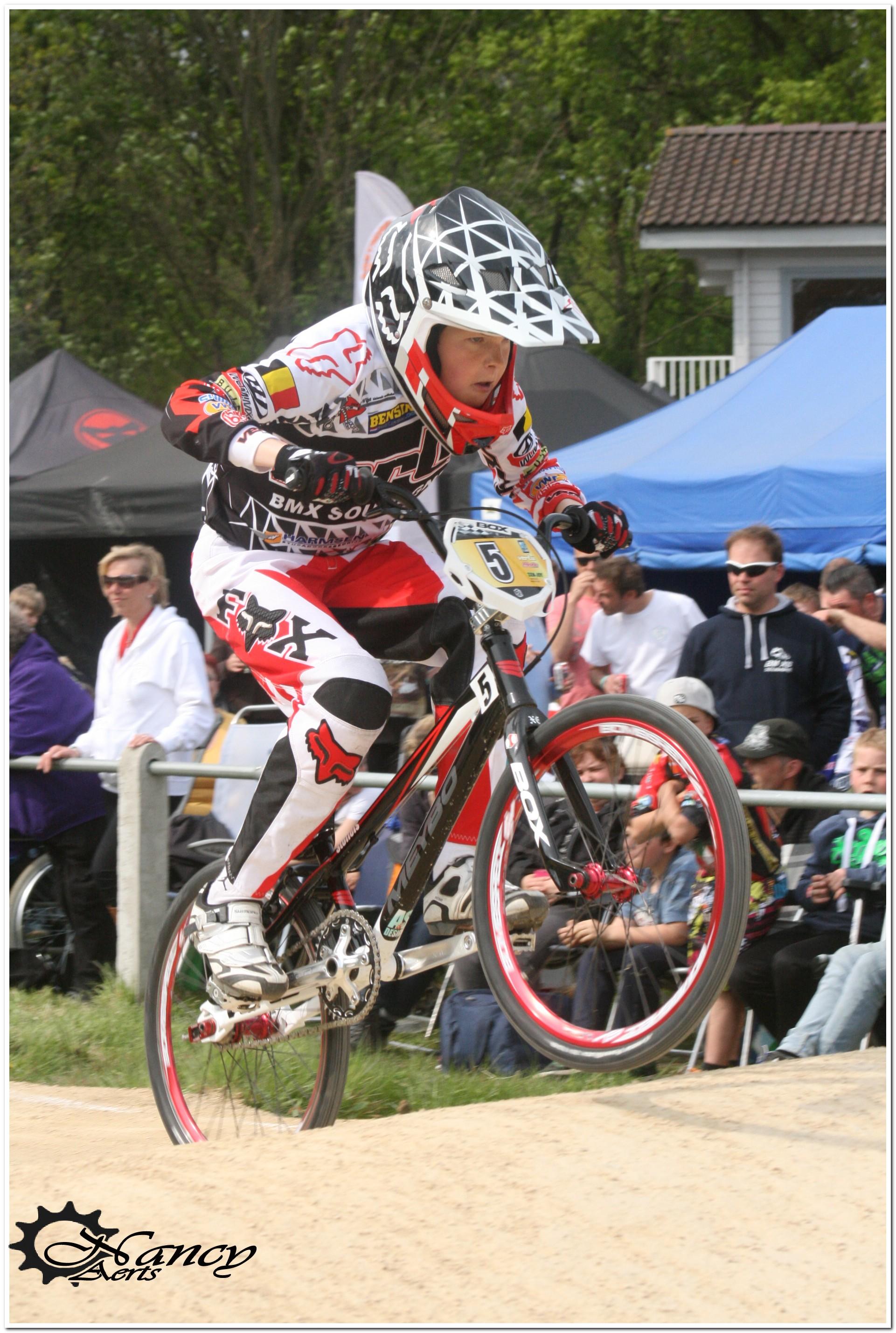 Vier nationale titels voor BMX2000 Dessel