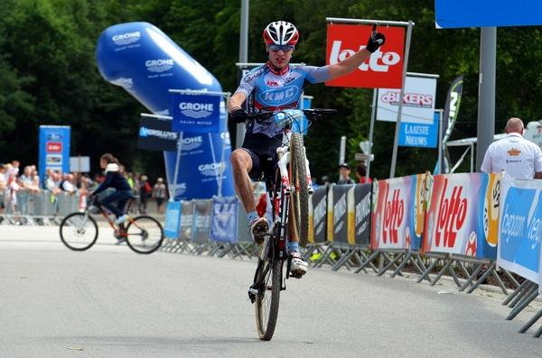 Victor Koretzky is wereldkampioen junioren