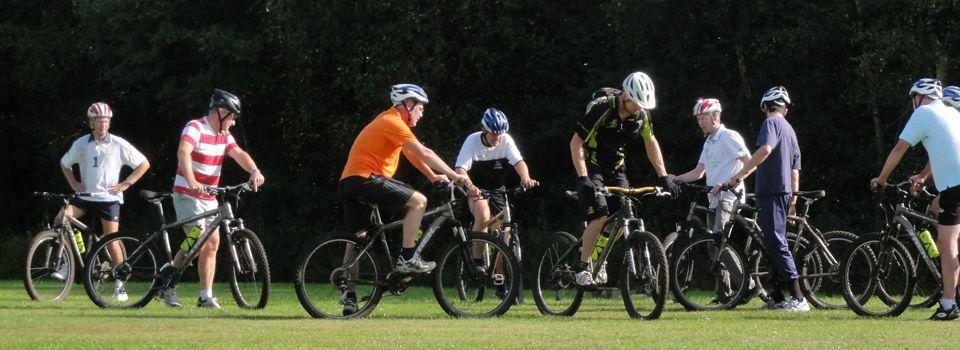 Van fiets naar mountainbike