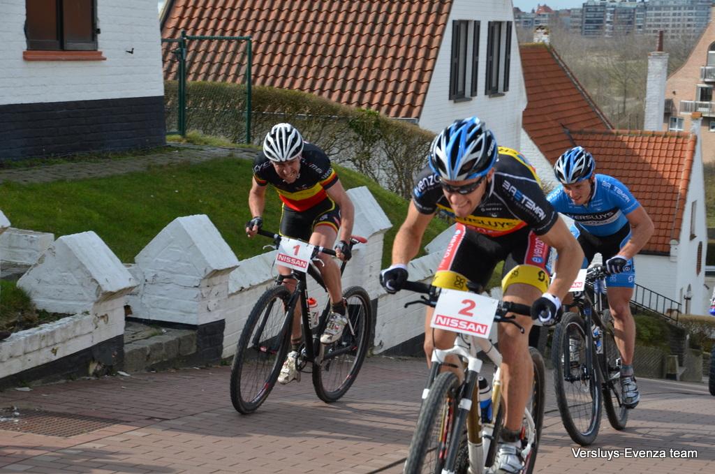 Nicolas Vermeulen naar Team Nomadesk-Narviflex