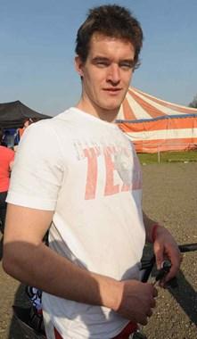 Stijn Strackx en Thomas Cools worden Kampioen van Antwerpen BMX bij de Elite en Junior.