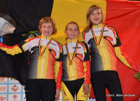 Britt Verbeek wint wedstrijd in Deurne