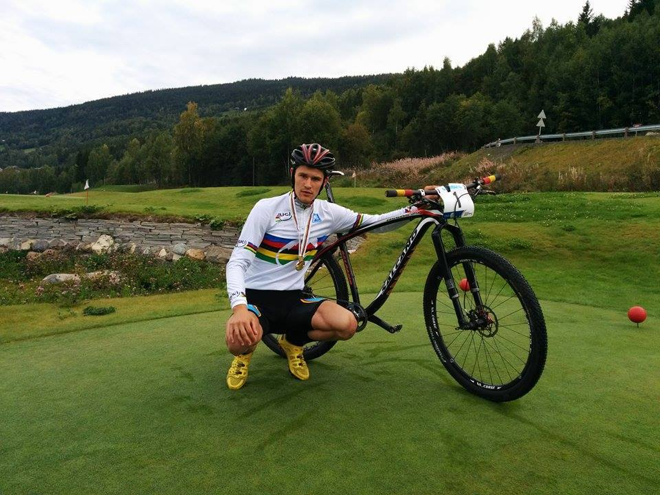 Fabrice Mels wereldkampioen Eliminator (XCE)