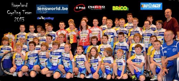 Hageland Cycling team heeft nog enkele plaatsen vrij