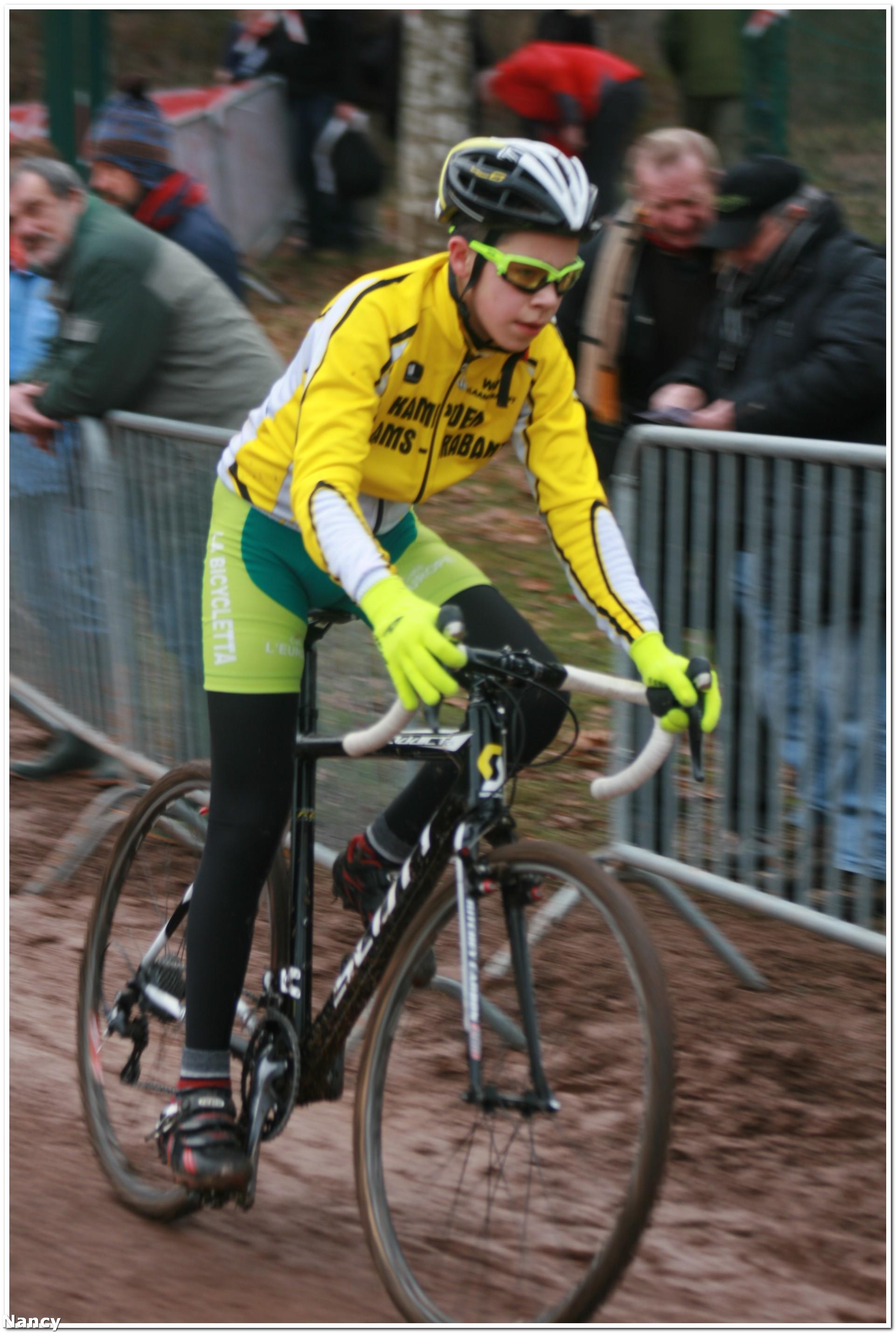 Meer dan 200 veldrijders verwacht op Vlaams kampioenschap aspiranten in Leopoldsburg