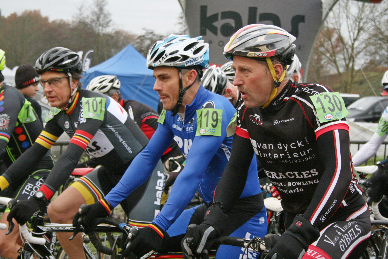 Wim Jansen en Guido Verhaegen zijn BK Kampioen geworden in Kessel