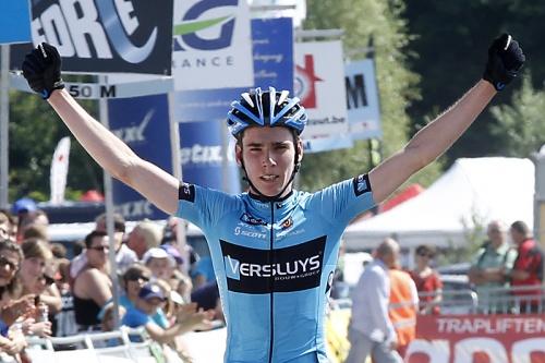 Victor Koretzky zegeviert bij U23, Jeff Luyten vierde in Cairns