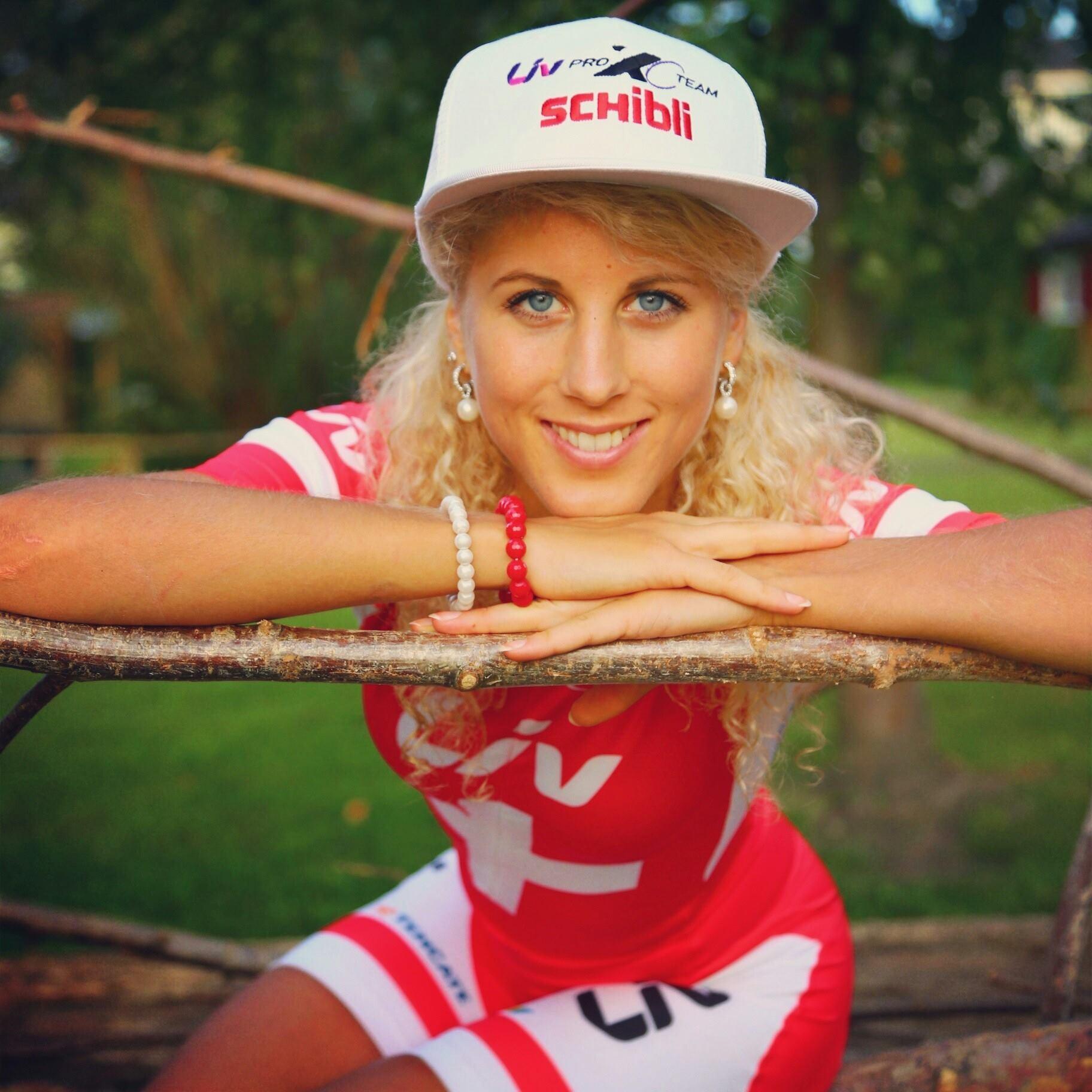 Jolanda Neff,  koningin van het mountainbiken