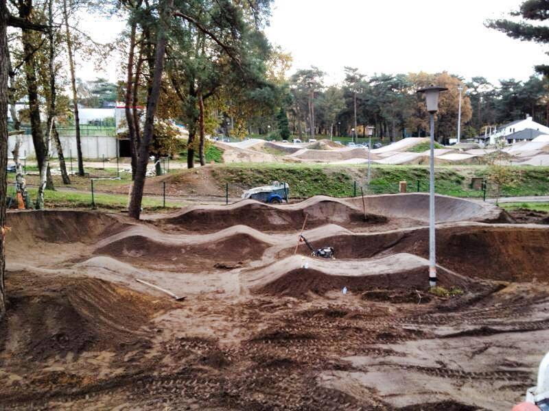 Beat Da Bompaz met BMX Club Circuit Zolder