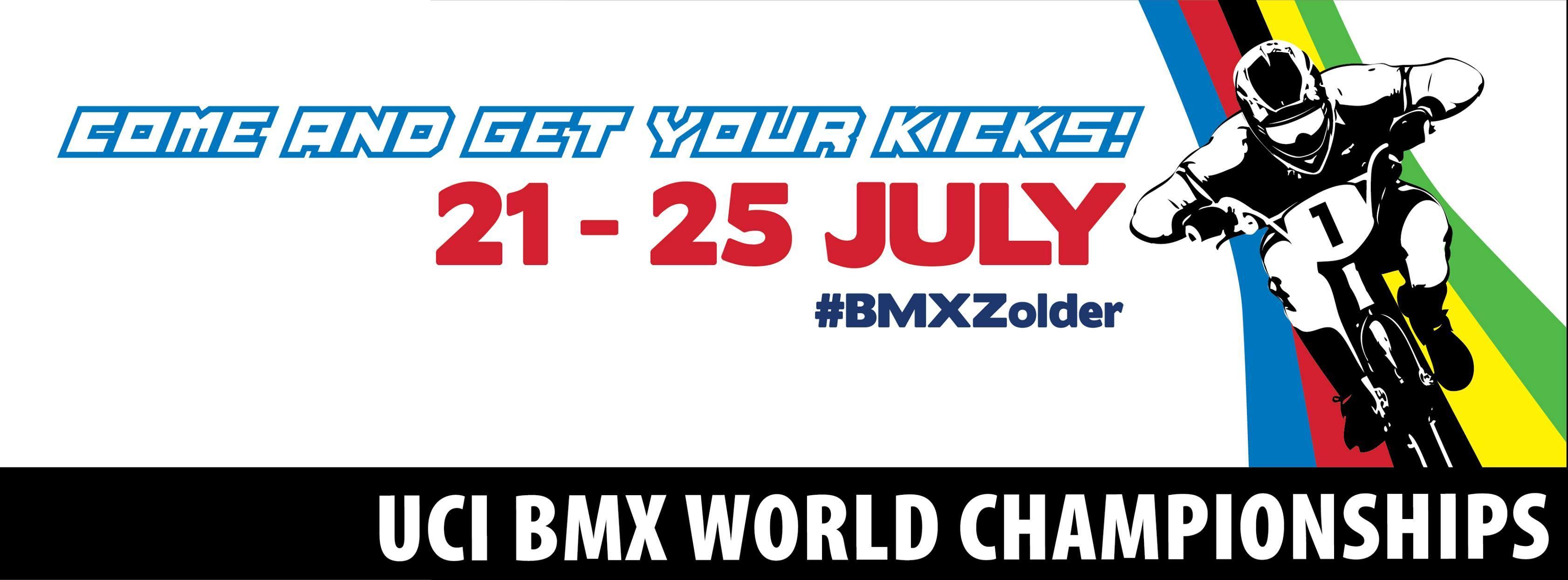 Selectiecriteria WK/World Challenge BMX 2015