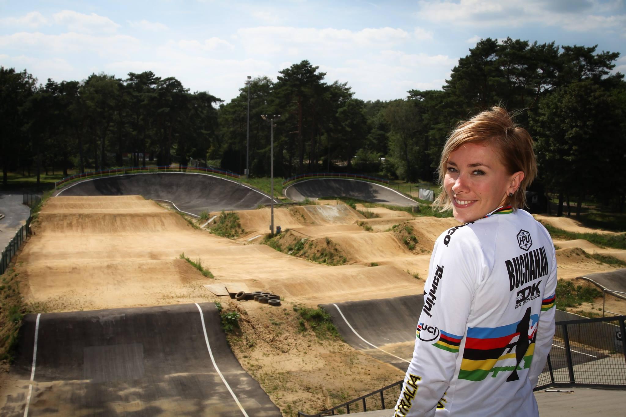 Buchanan next Gen – Girls BMX Racing Team
