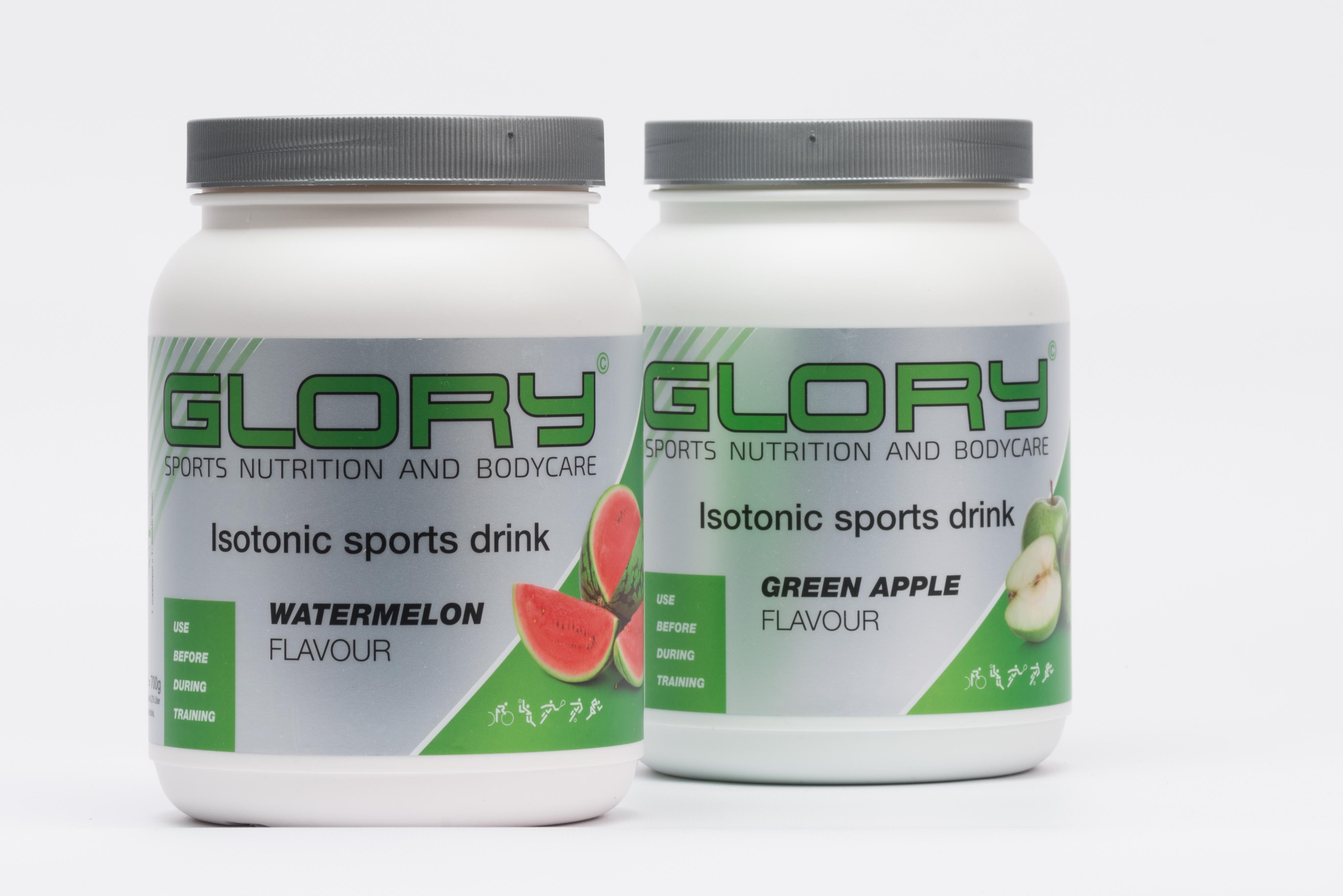 Getest : Glory Sports drink en hydratatie