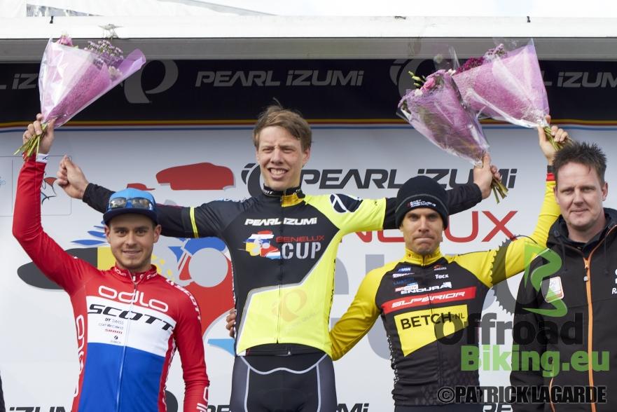 Bart De Vocht wint eerste manche PI-Beneluxcup in Nieuwkuijk