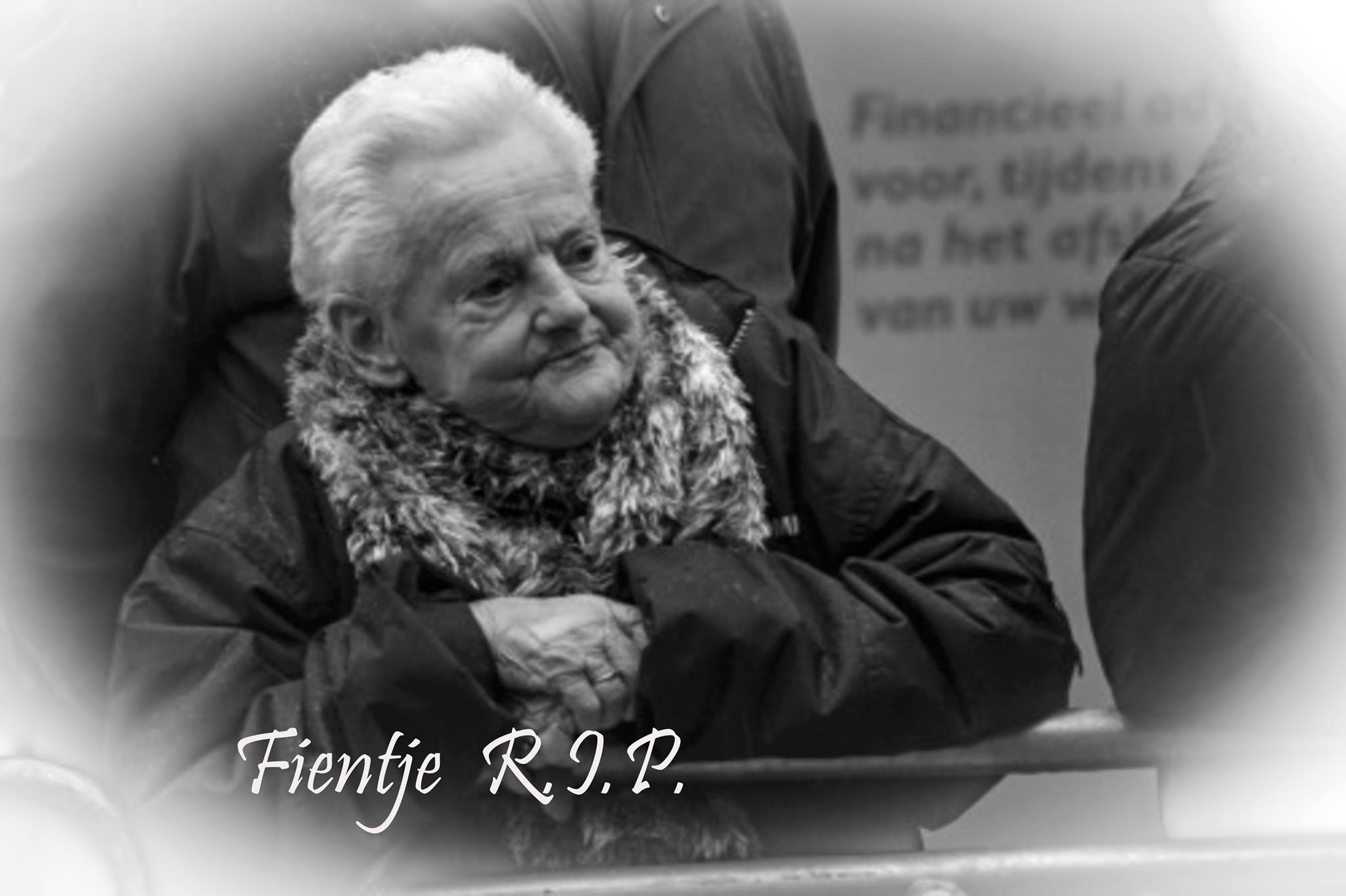 Een zwarte dag voor Kevin Pauwels : Oma Fientje is overleden
