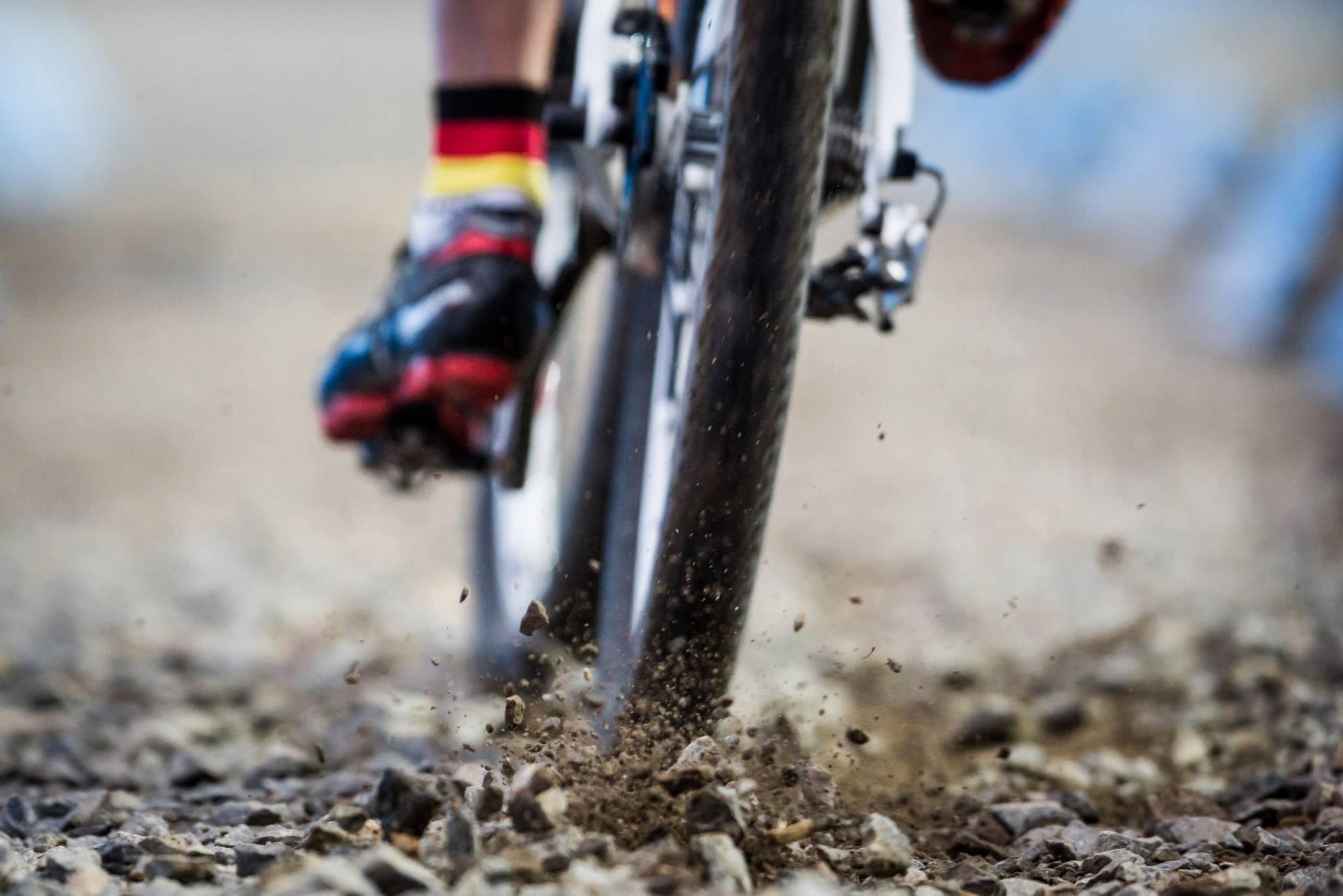 Selectie voor Grazer Bike opening Strateeg