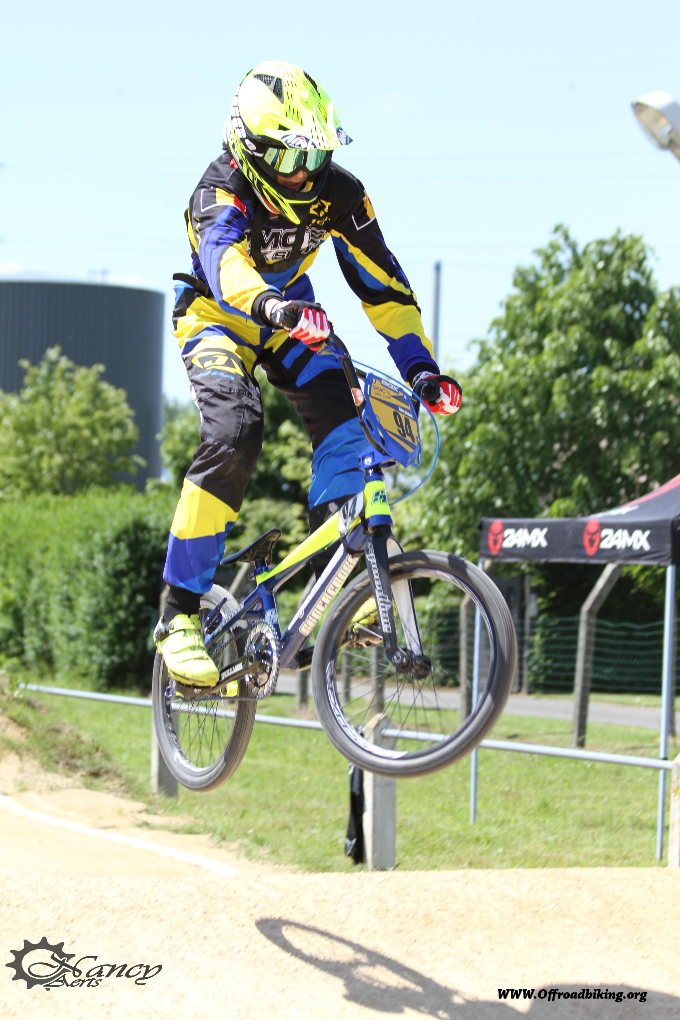 Indoor Training BMX Lommel