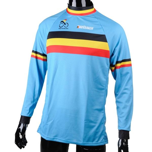 Bestelling Nationale trui voor WK Zolder