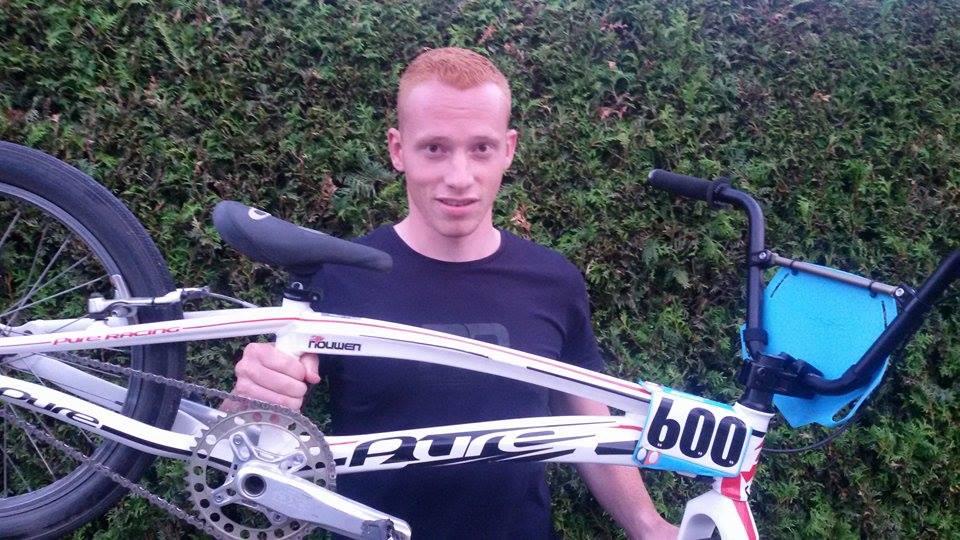 Interview met Stijn Nouwen, brons op WK in Zolder