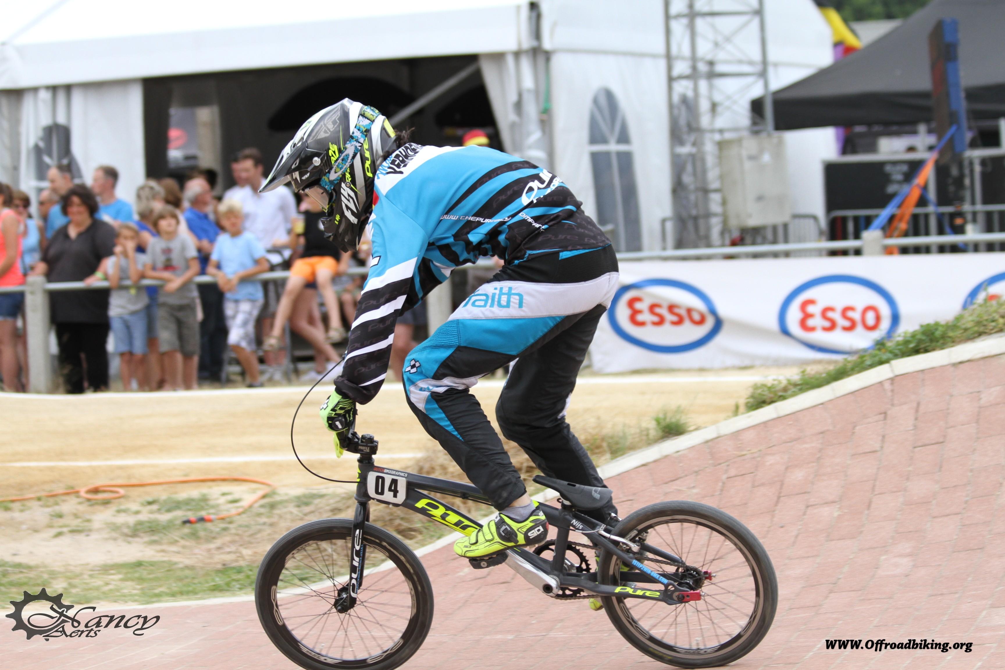 Info Topcompetitie BMX 1 in Ravels