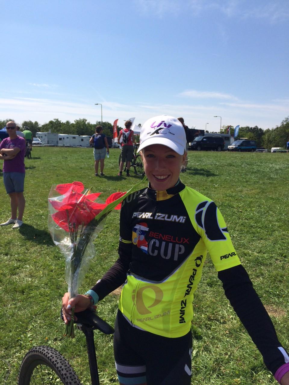 Annemarie Worst naar WK beloften vrouwen in Vallnord