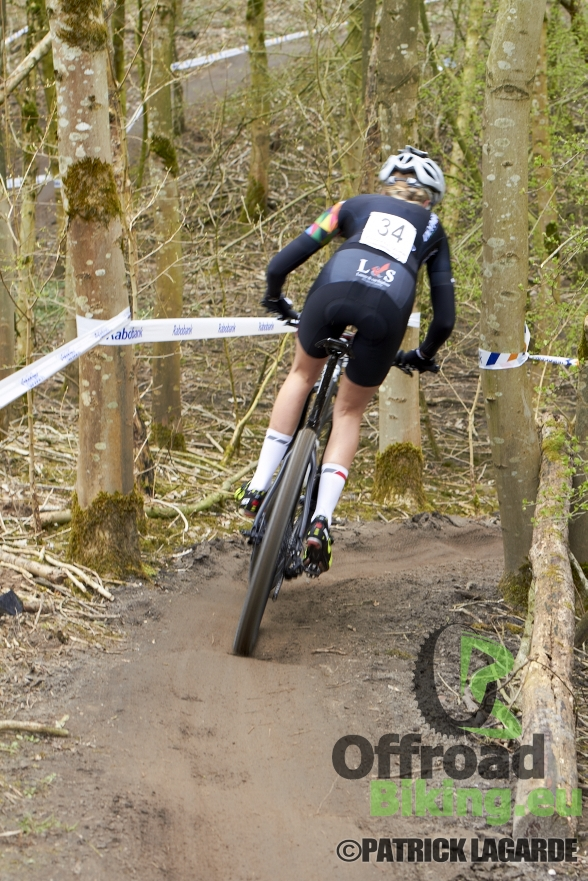 Samenstelling UCI MTB Teams goedgekeurd door Nationale MTB Commissie