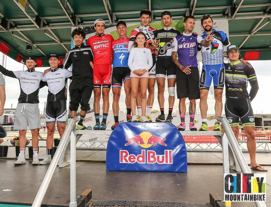 City Mountainbike Belgium 2015