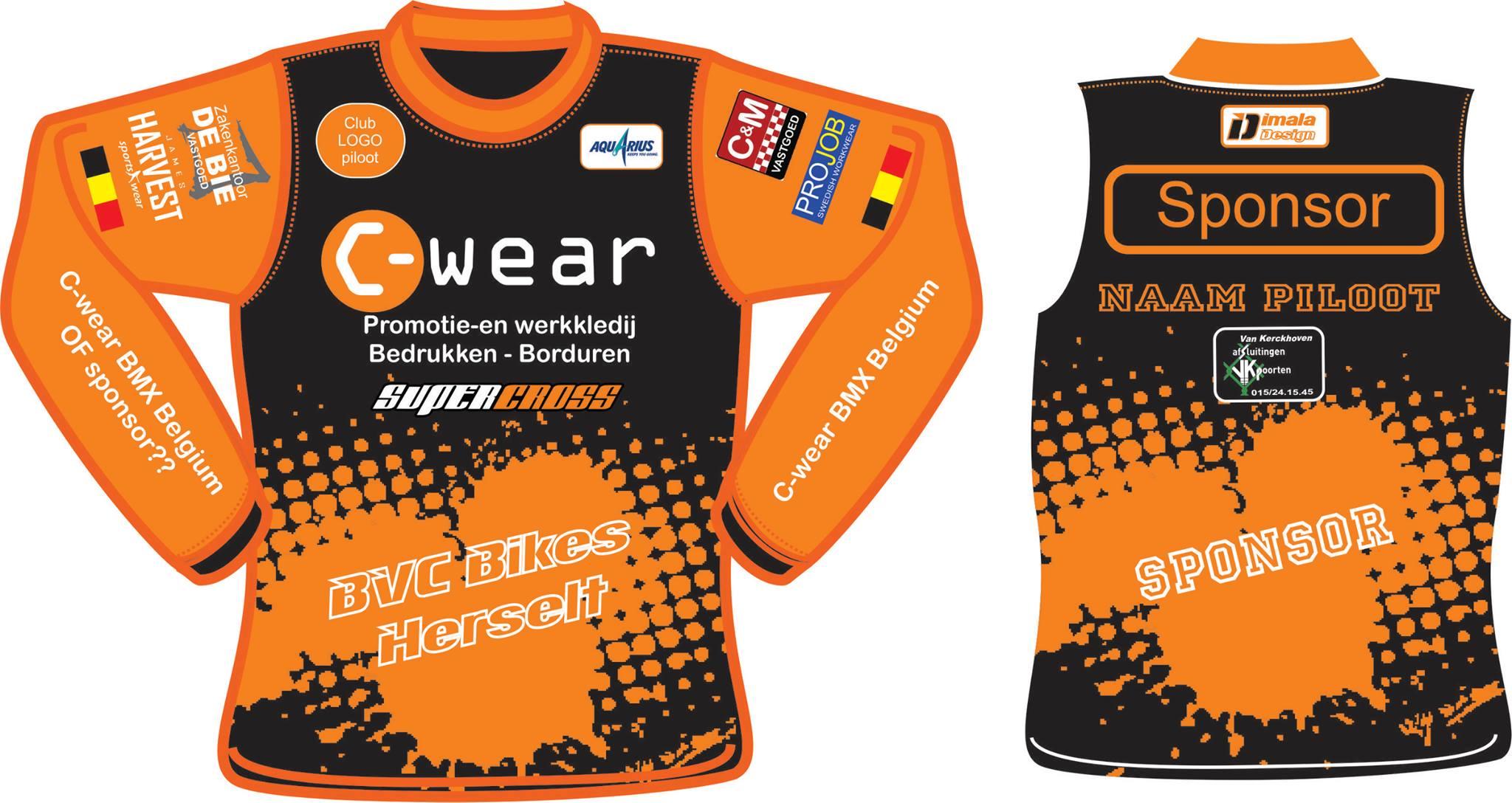 C-wear BMX Belgium 2016