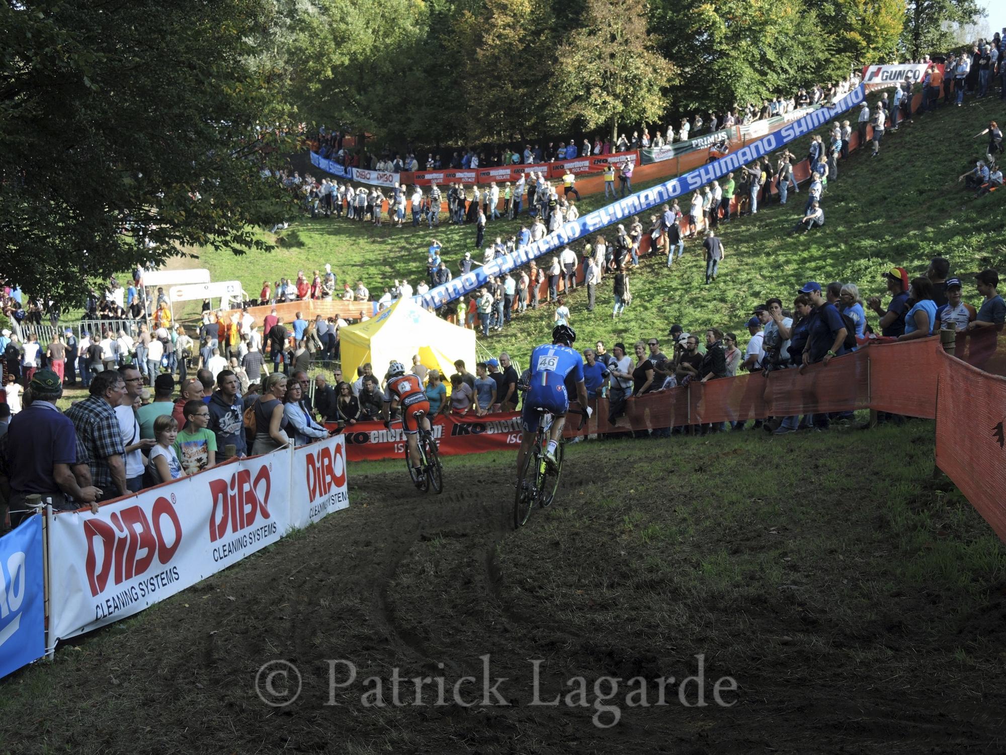 Flinke Europese tv-belangstelling voor EK cyclocross