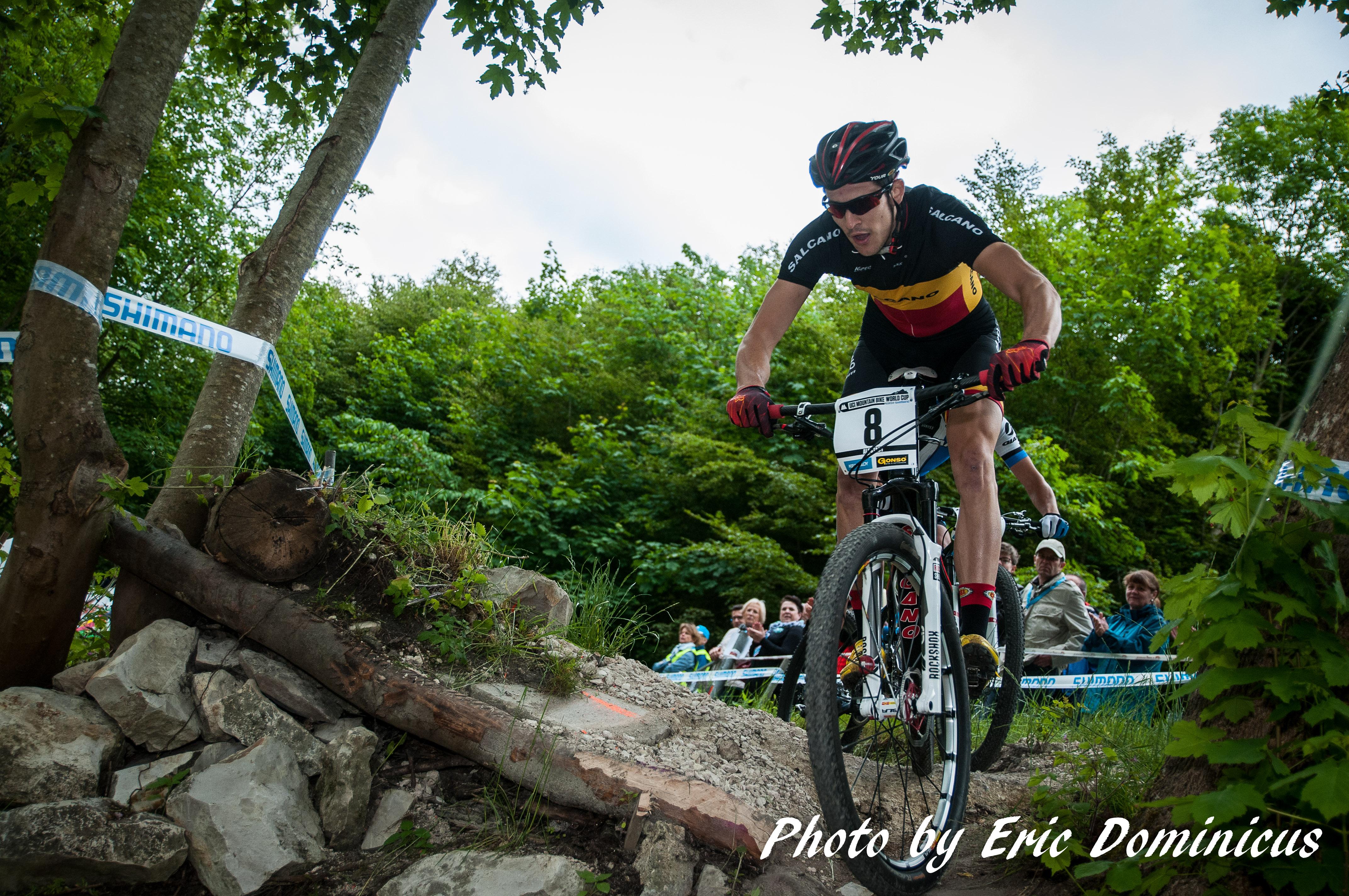 Beeldverslag City Mountainbike Roosendaal