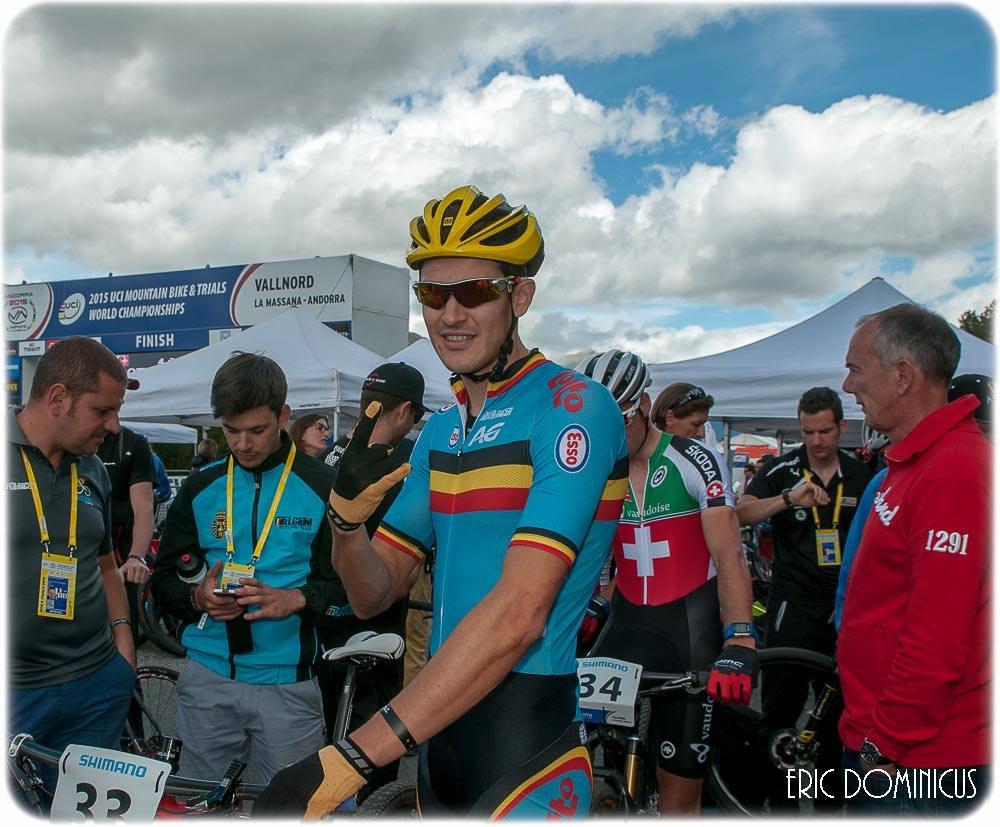 Fabrice Mels zegeviert in City Mountainbike van Rotterdam