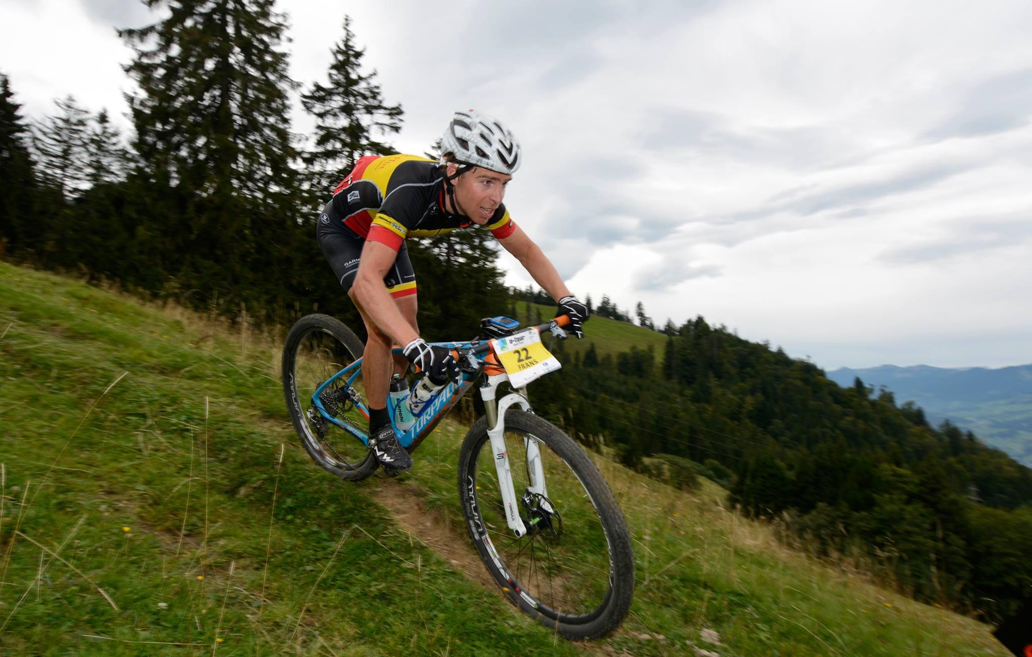 Frans Claes tweede in O-tour marathon
