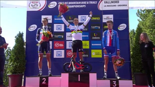 Nino Schurter wereldkampioen in Vallnord, Kevin Van Hoovels tiende