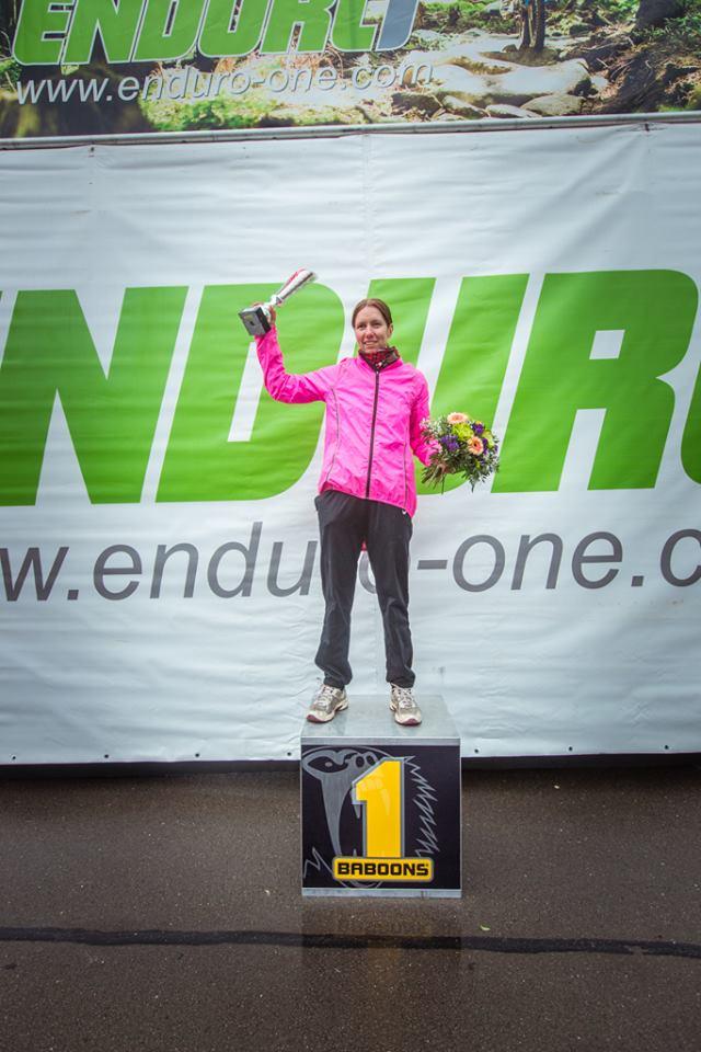 Kristien Nelen wint Duitse Enduro 1 serie