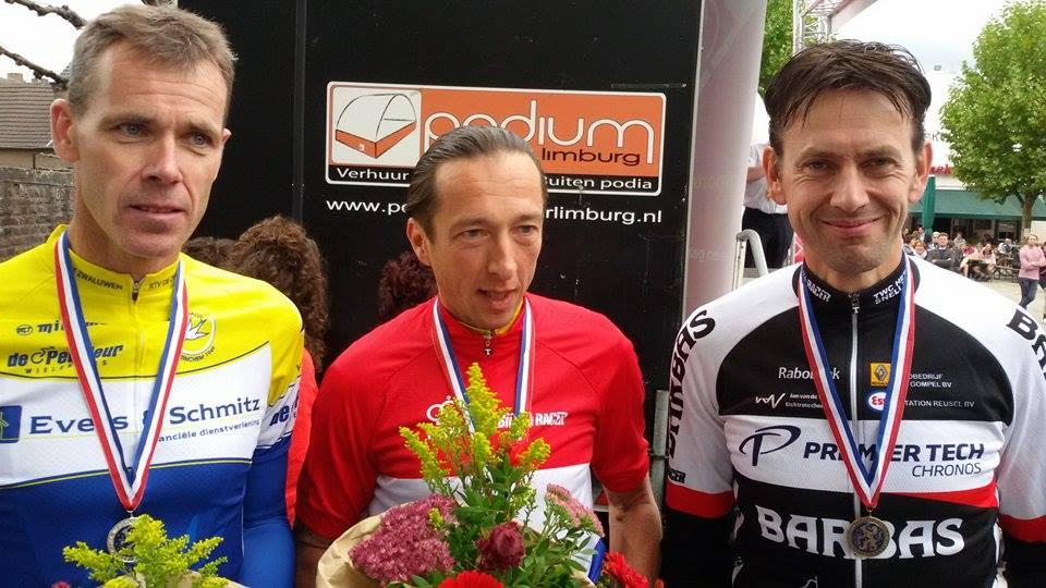 Ronan van Zandbeek en Hielke Elferink Nederlands kampioen marathon