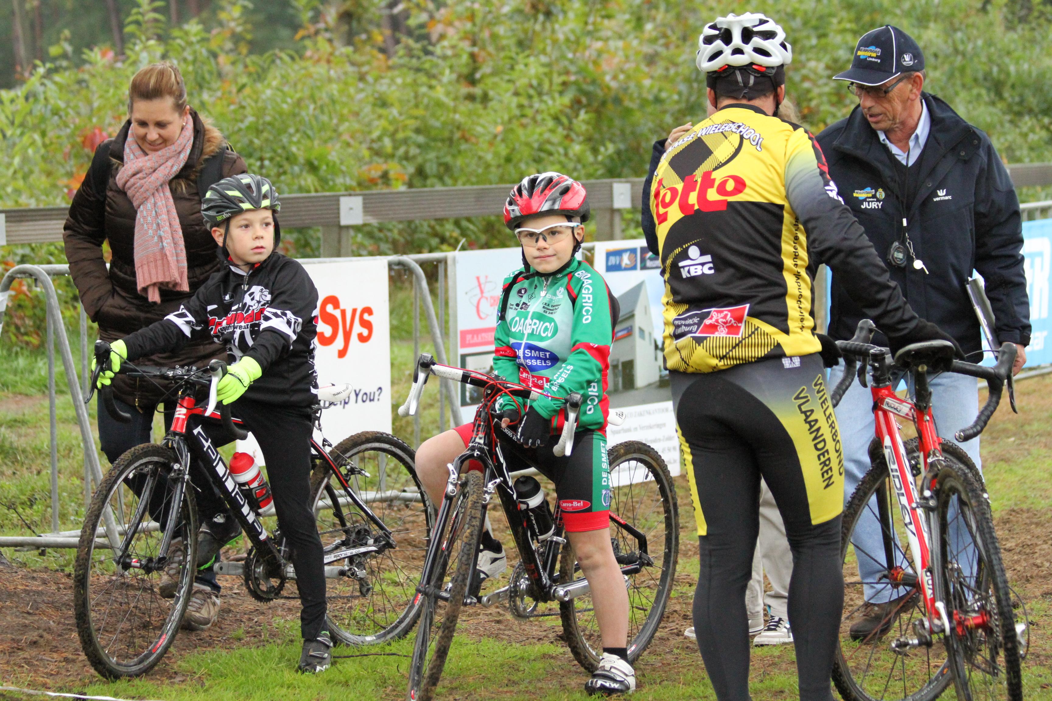 Kampioenschap van Vlaanderen – Aspiranten – 11 november 2015 LEOPOLDSBURG (LB)