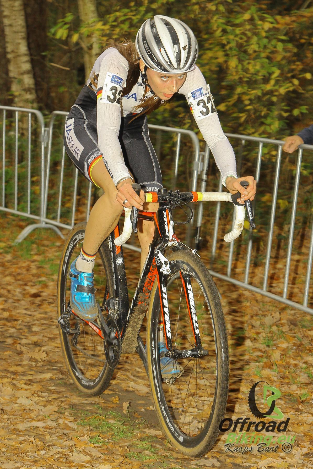 German champion Jessica Lambracht 5 th at EK Huijbergen