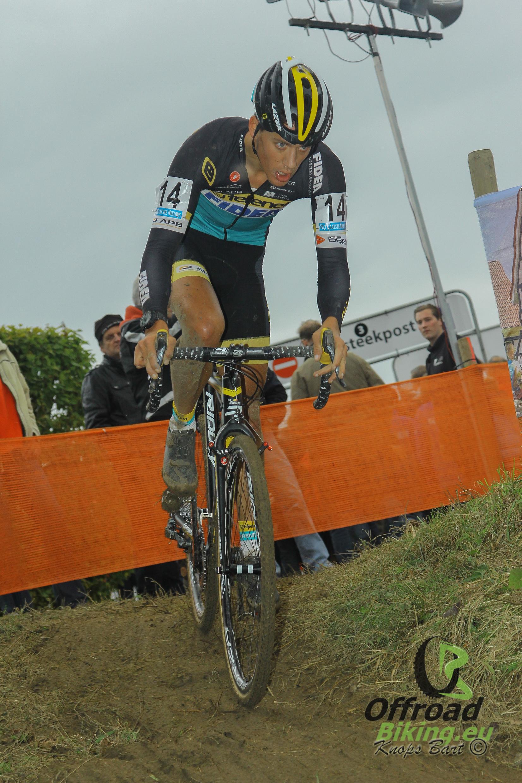 Tom Meeusen pakt winst in Rucphen de vierde voor hem