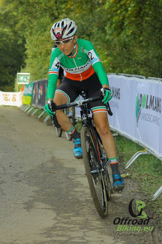Top in Womans Cyclo cross is getting wider