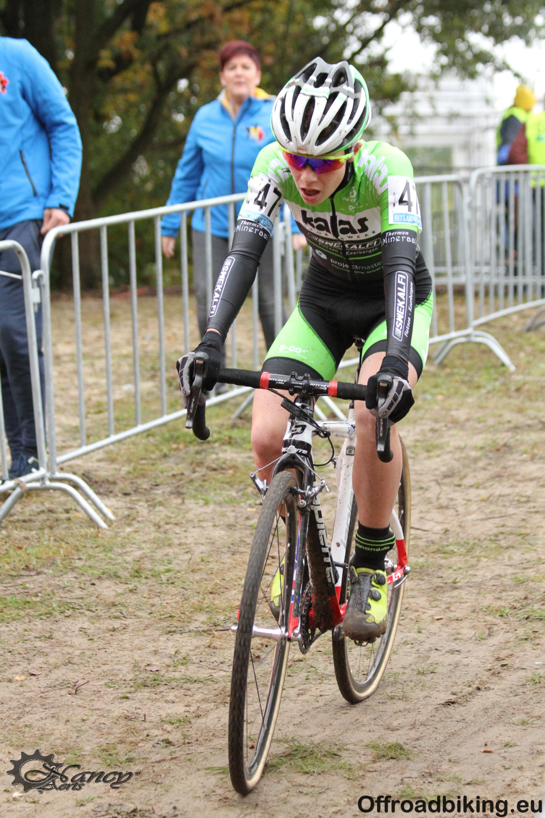 Overwinning voor Vince Van den Eynde in Antwerpen