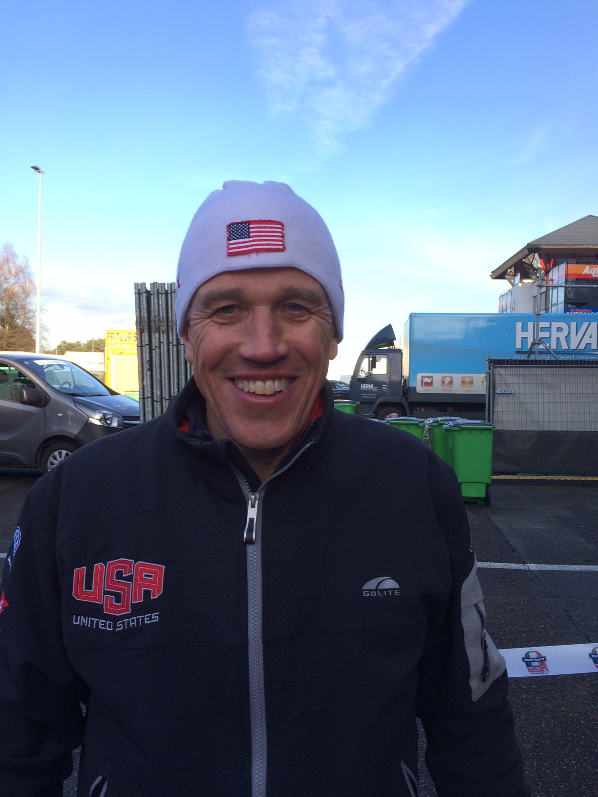 Interview with Geoff Proctor, American head coach cyclecross