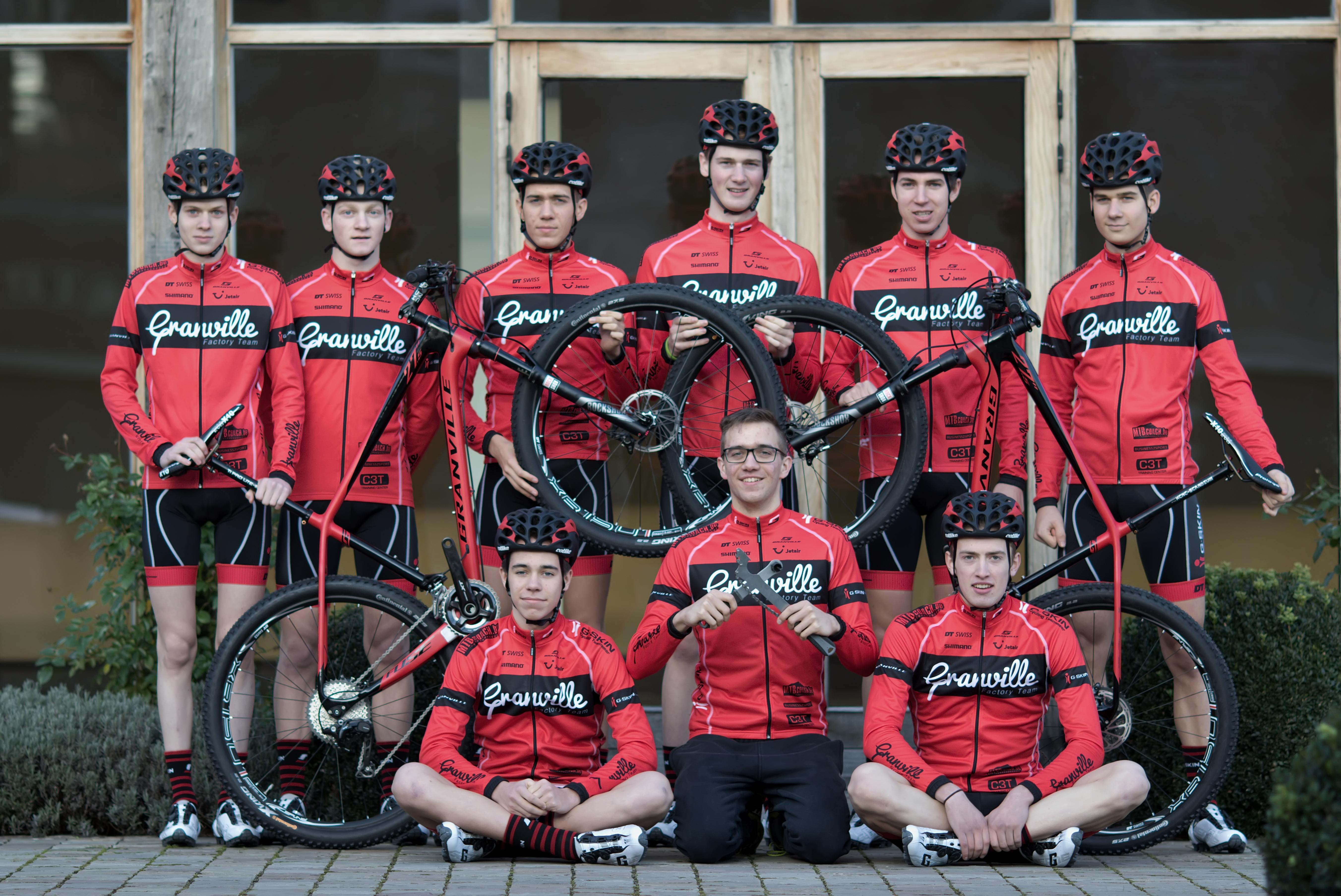 Granville Factory team zonder UCI status in 2017