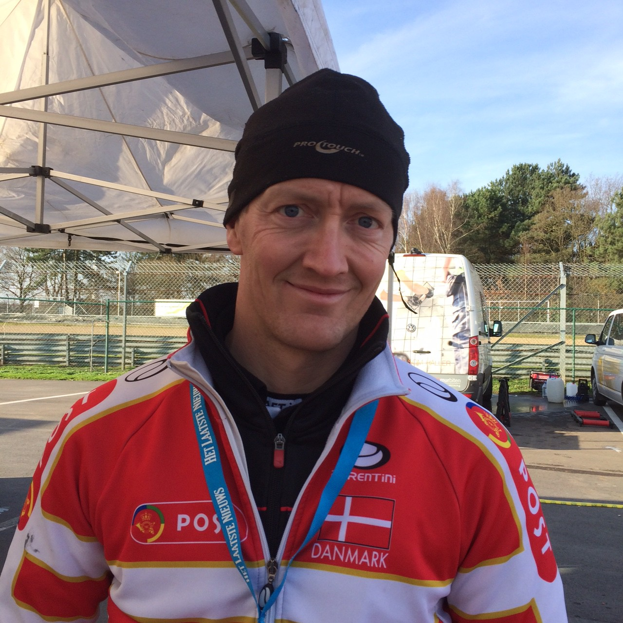 Interview with Kim Petterson, coach of the Danish team