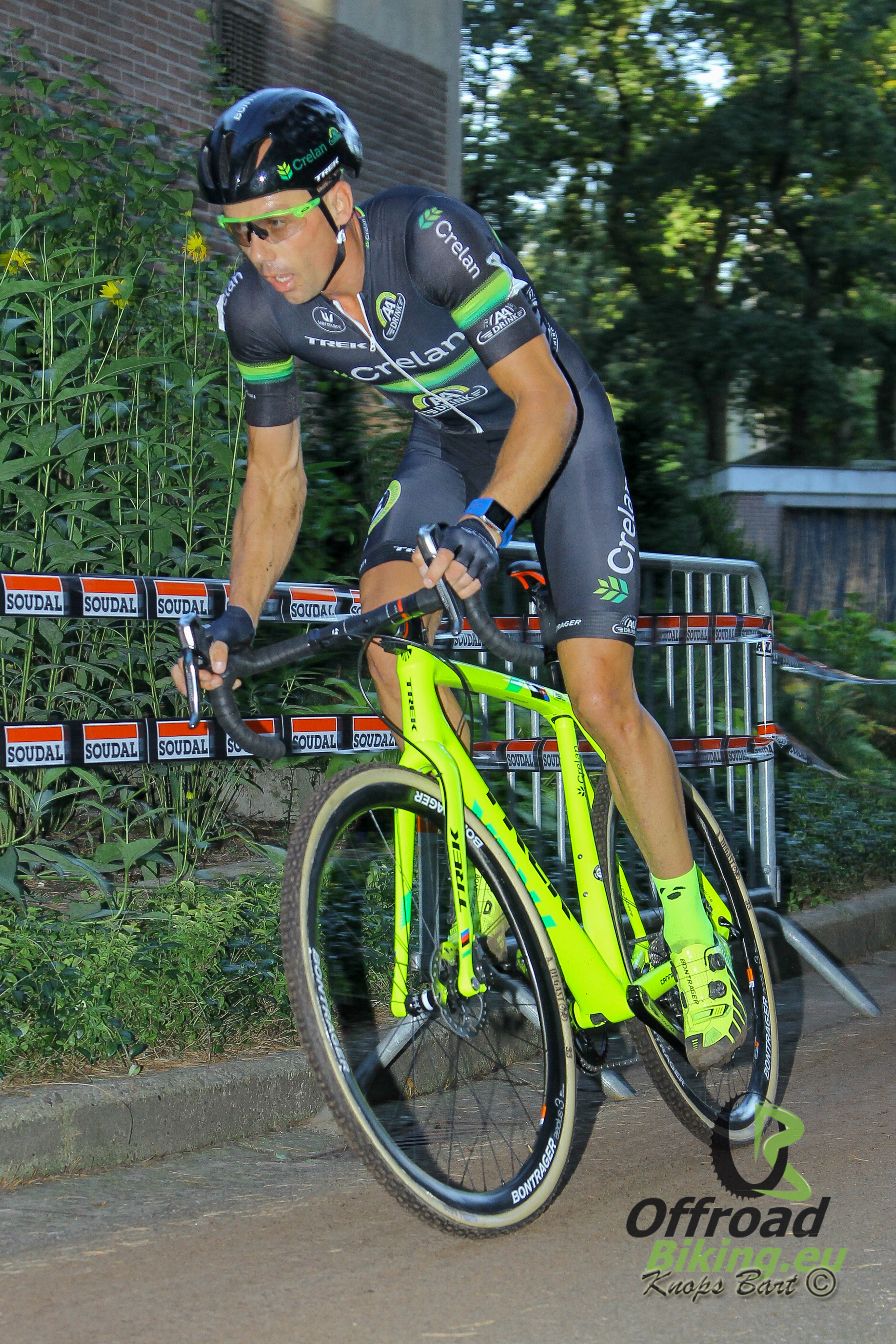 Soudal Cyclocross Masters Waregem sluit seizoen en Nys' carrière af